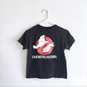 retro Ghostbusters tee who you gonna call shirt